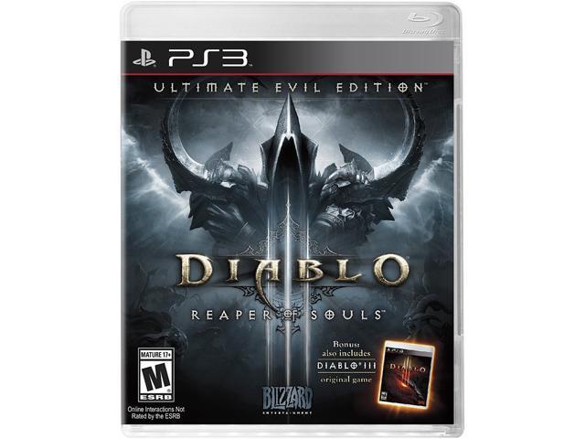 Diablo 3: Ultimate Evil Edition PlayStation 3
