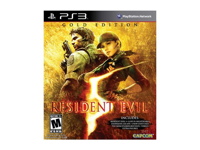 Resident Evil 5: Gold PlayStation 3