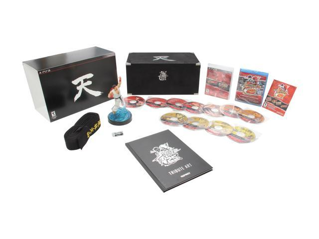 Street Fighter 25th Anniversary Set Playstation3 Game