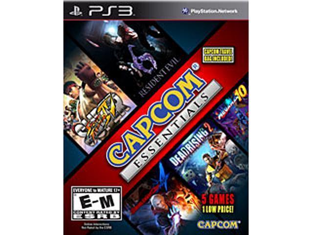 Capcom Essentials Pack PlayStation 3