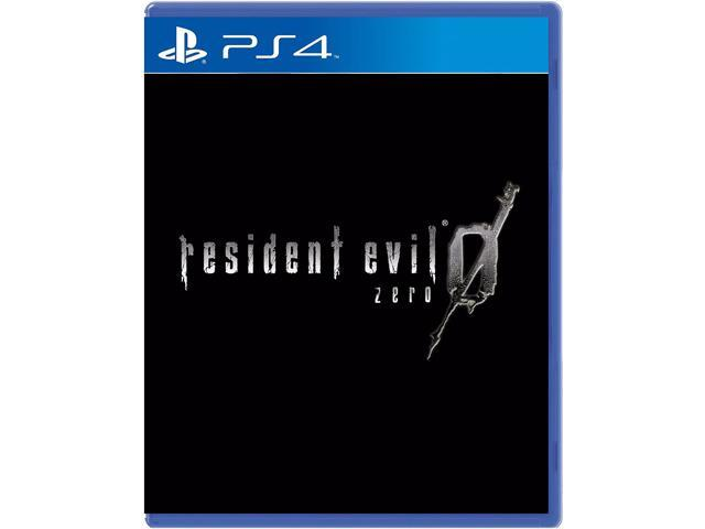 Resident Evil 0 HD PlayStation 4