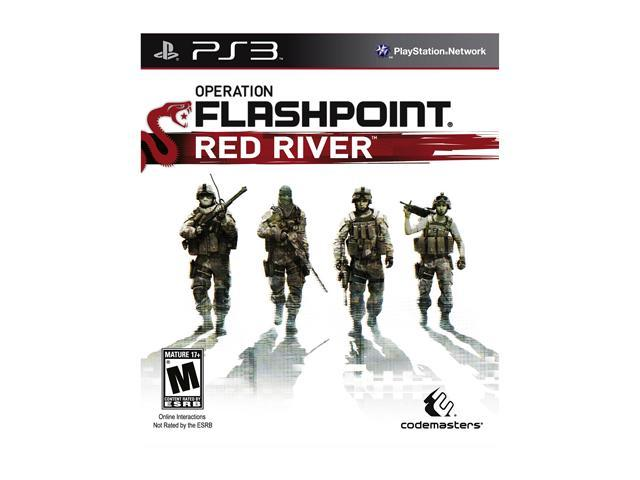 Operation Flashpoint: Red River Playstation3 Game