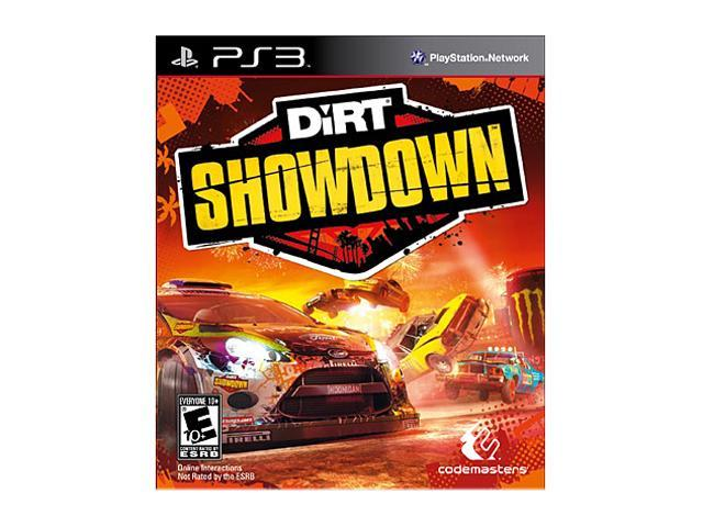 Dirt Showdown Playstation3 Game