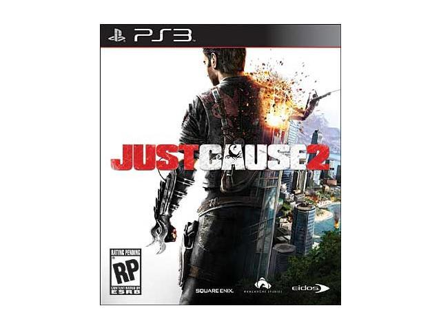 Just Cause 2 Playstation3 Game