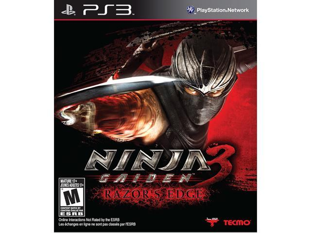 Ninja Gaiden 3: Razor's Edge Playstation3 Game