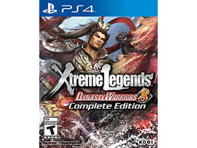 Dynasty Warriors 8: Xtreme Legends Complete Edition PlayStation 4