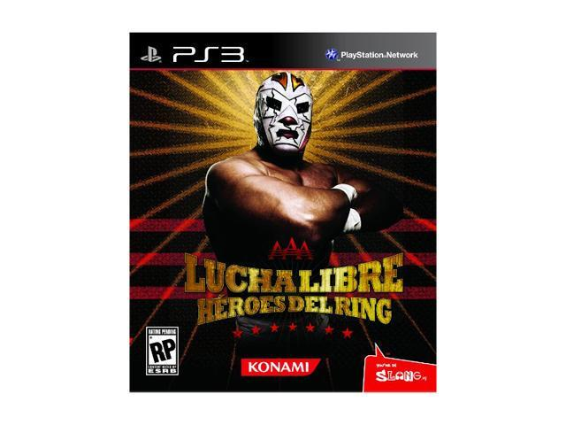 Lucha Libre AAA: Heroes of the Rin PlayStation 3