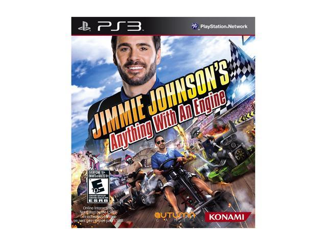Jimmie Johnson's Anything with an Engine PlayStation 3