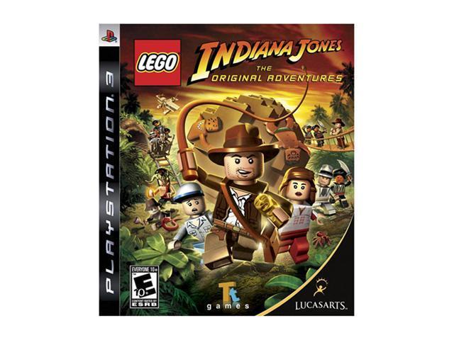 LEGO Indiana Jones Playstation3 Game