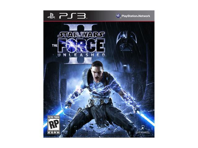 Star Wars: Force Unleashed 2 Playstation3 Game