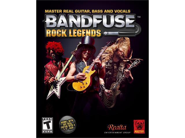 Band Fuse: Rock Legends - Artist Pack PS3 Game