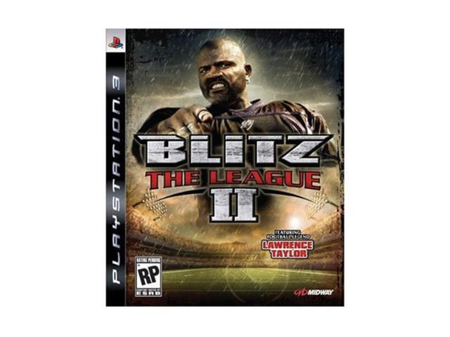 Blitz: The League II Playstation3 Game MIDWAY