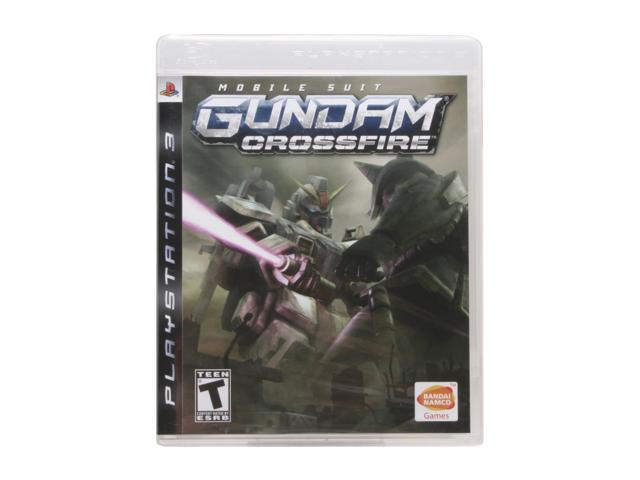 Mobile Suit Gundam: Crossfire Playstation3 Game NAMCO BANDAI Games