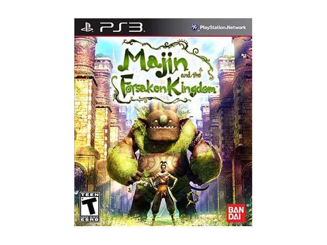 Majin & The Forsaken Kingdom Playstation3 Game