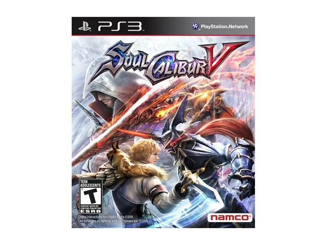 Soul Calibur V Playstation3 Game