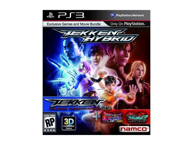 Tekken Hybrid Playstation3 Game