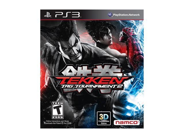 Tekken Tag Tournament 2 Playstation3 Game
