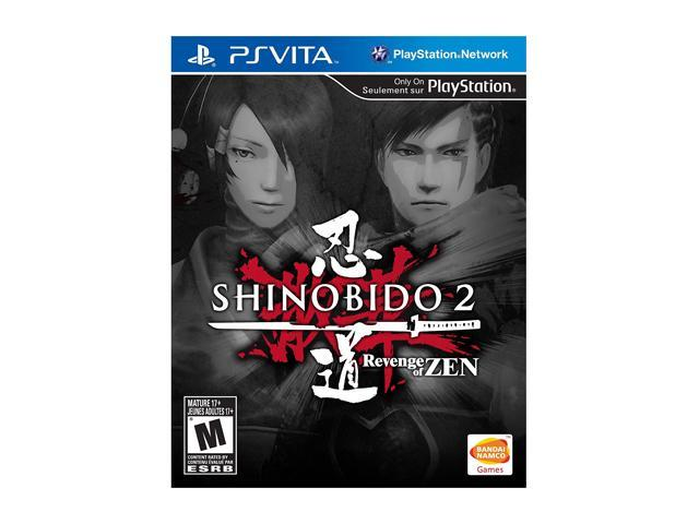 Shinobido 2: Revenge of Zen PS Vita Games