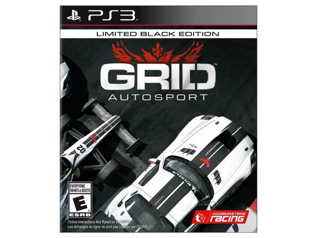 Grid Autosport Black Edition PlayStation 3