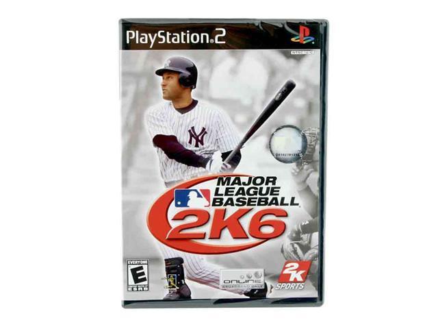 Major League Baseball 2K6 Game