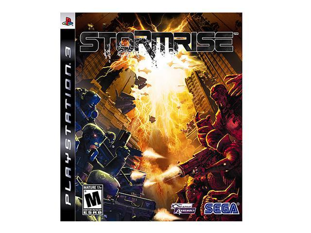 Stormrise Playstation3 Game SEGA