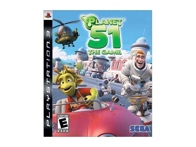 Planet 51 Playstation3 Game