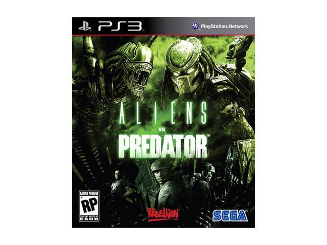 Alien VS Predator Playstation3 Game
