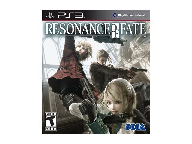 Resonance of Fate Playstation3 Game