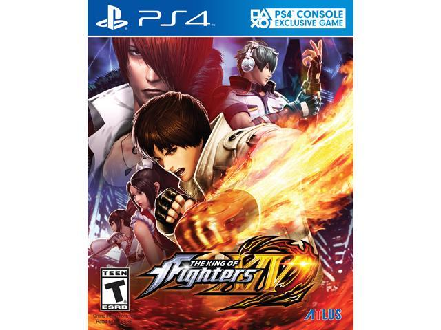 King of Fighters XIV (launch edition includes game and steel book) - PlayStation 4