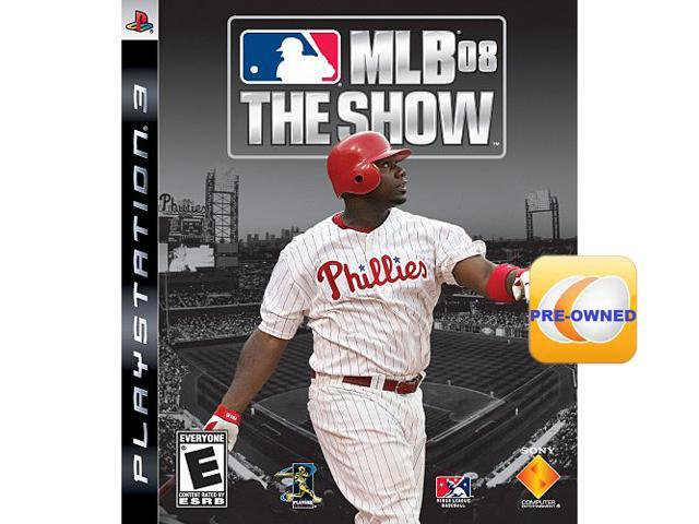 Pre-owned MLB 08 The Show  PS3