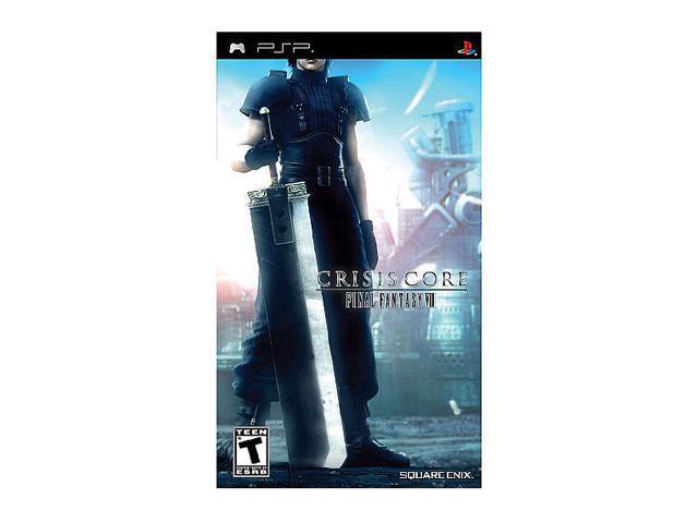 Crisis Core: Final Fantasy VII PSP Game SQUARE ENIX