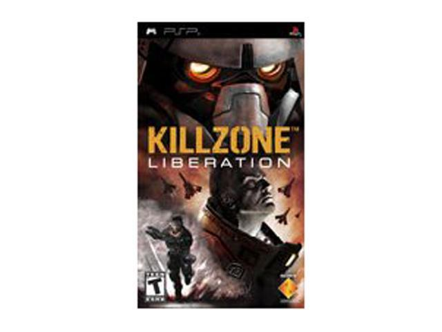Killzone: Liberation PSP Game SONY