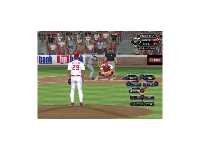 MLB 07: The Show Playstation3 Game SONY