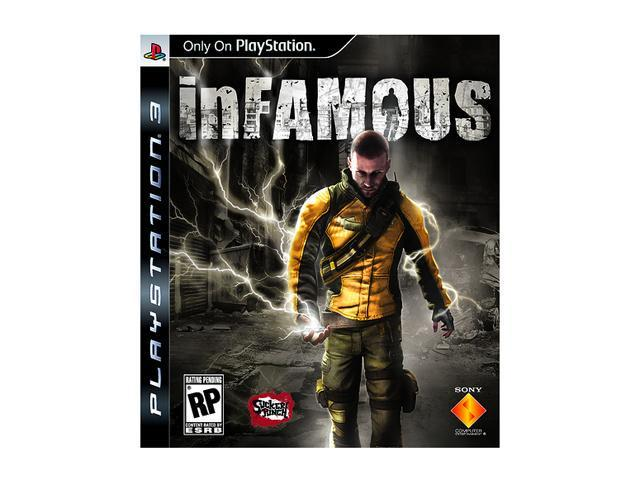 inFamous Playstation3 Game SONY