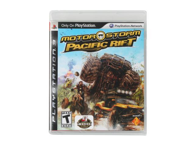 MotorStorm 2: Pacific Rift