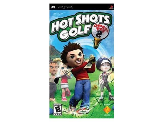 Hot Shots Golf Open Tee 2 PSP Game SONY