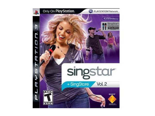 Singstar Volume 2 (Game only)