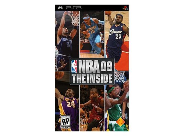 NBA 09: The Inside PSP Game SONY