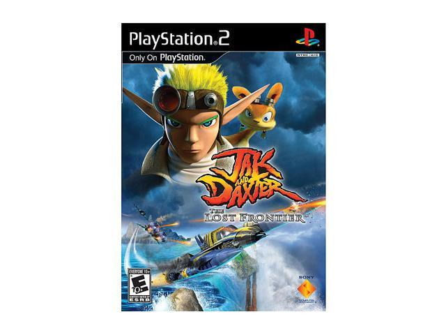 Jak & Daxter: Lost Frontier Game