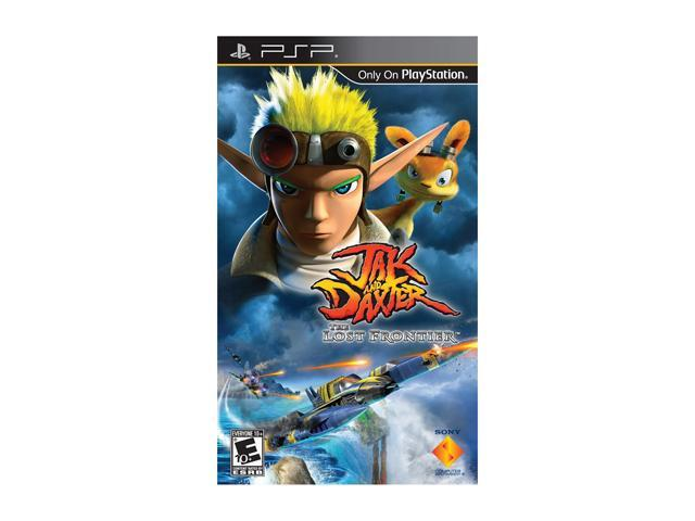 Jak & Daxter: Lost Frontier PSP Game SONY