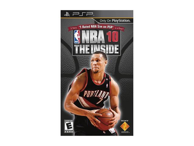NBA 10 PSP Game SONY