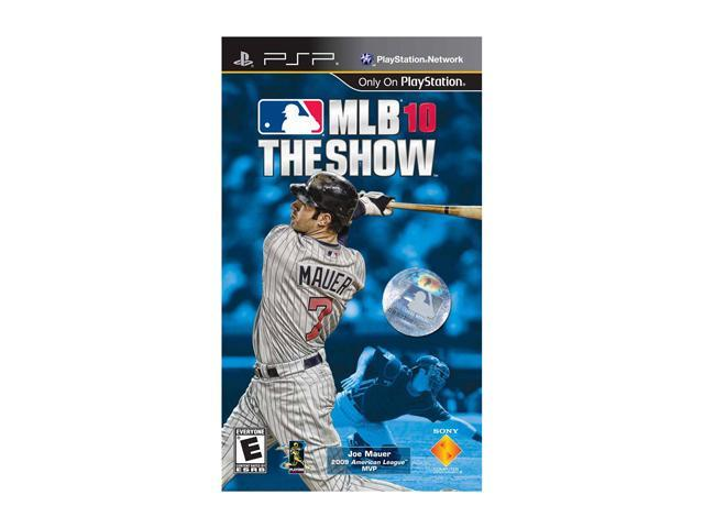 MLB 10 PSP Game SONY