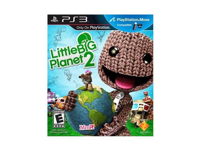 Little Big Planet 2 Playstation3 Game
