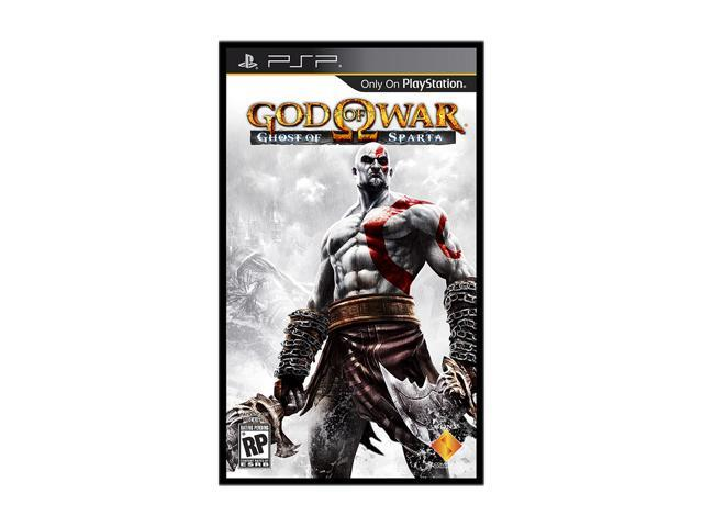 God of War: Ghost of Sparta PSP Game SONY