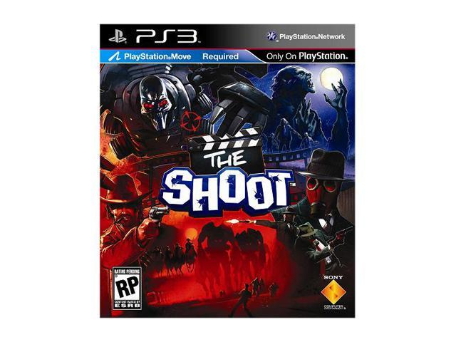The Shoot Playstation3 Game