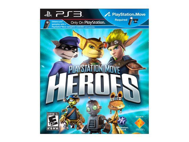 Playstation Move Heroes PlayStation 3