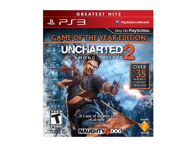 Uncharted 2 Game of the Year Edition Playstation3 Game