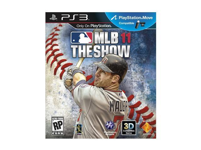 MLB 11: THE SHOW Playstation3 Game