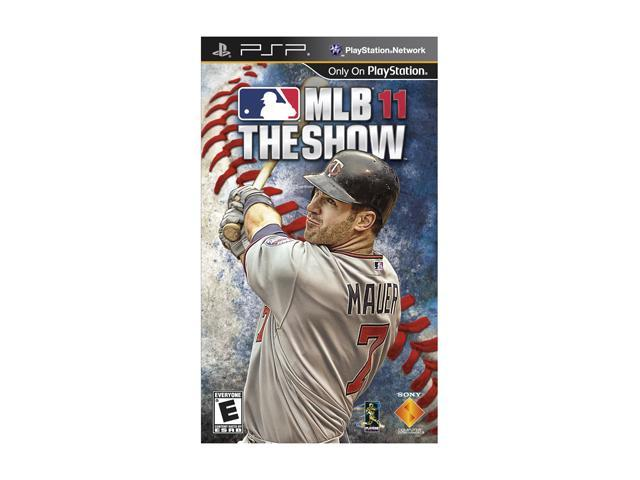 MLB 11: The Show PSP Game SONY