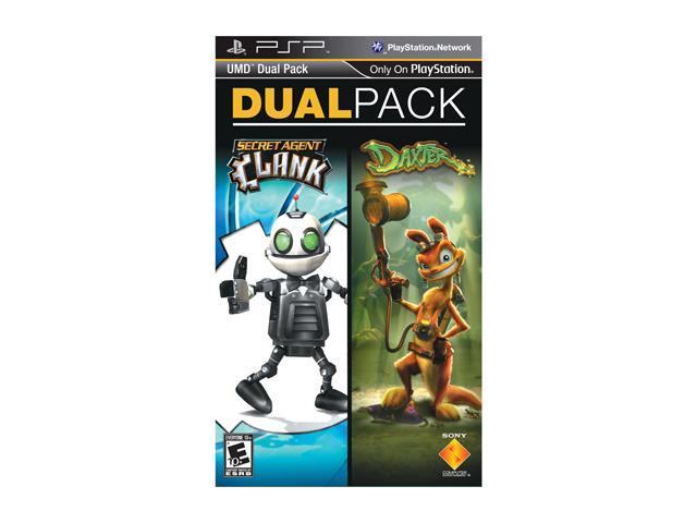 Daxter and Secret Agent Clank PSP Game SONY